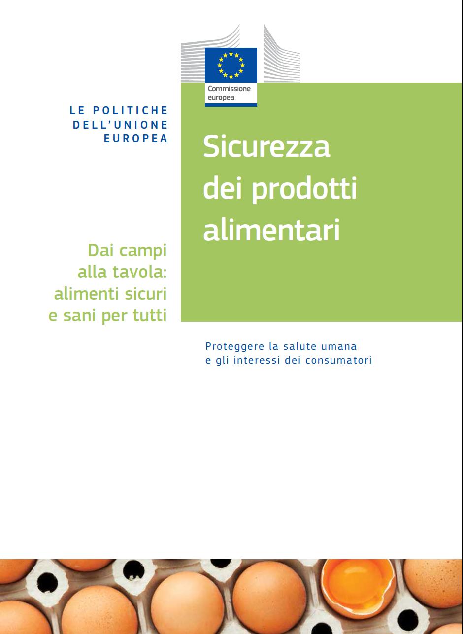Le Marcature Dei Prodotti : Le politiche ue sicurezza dei prodotti alimentari