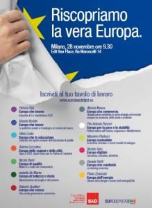 Riscopriamo la vera Europa
